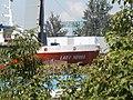 Lady Menna Name Sign Dock 2 Lahesuu sadam Tallinn 22 July 2017.jpg