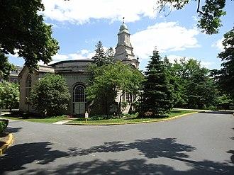 Lafayette College - Colton Chapel