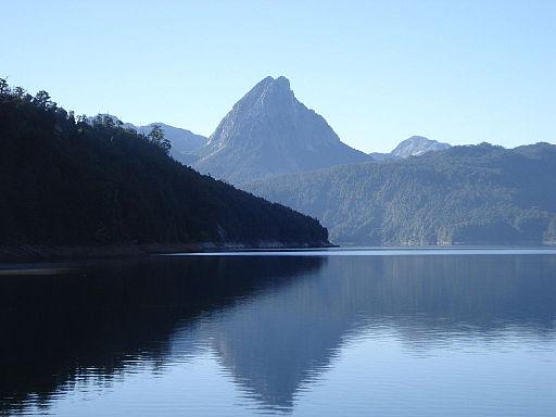 Lago Huishue. 2