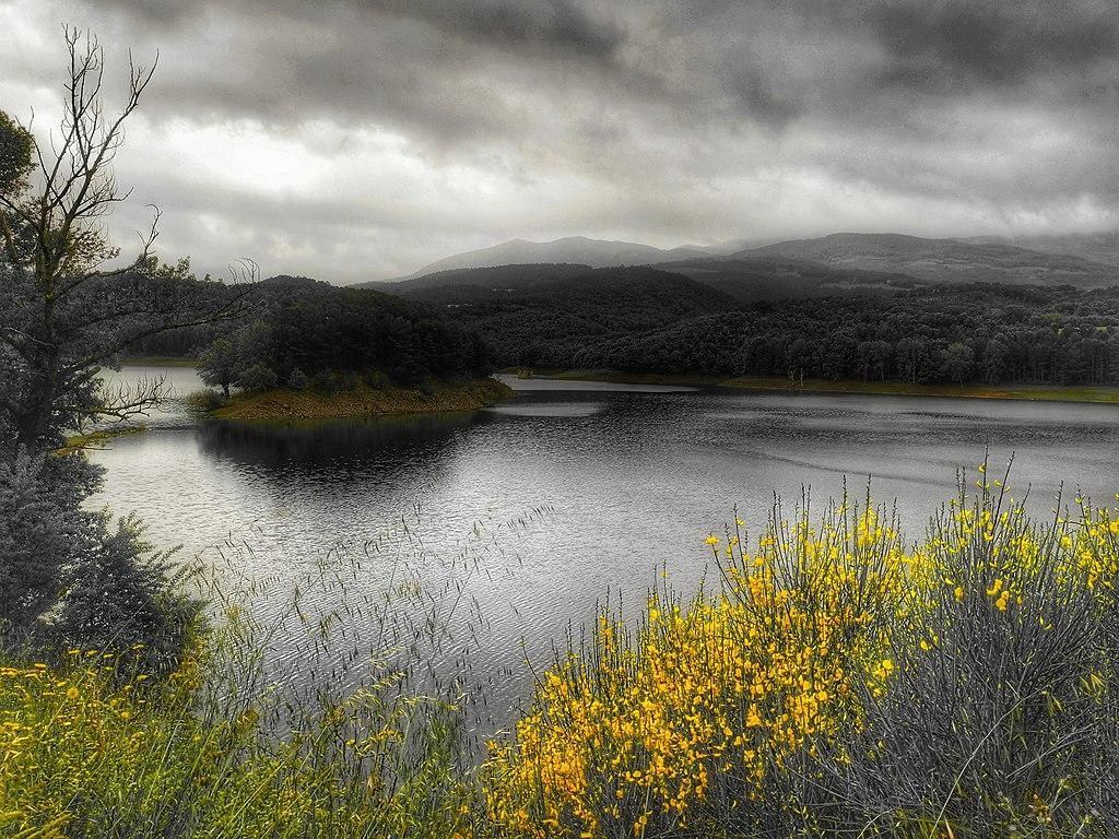 Lago del Pertusillo