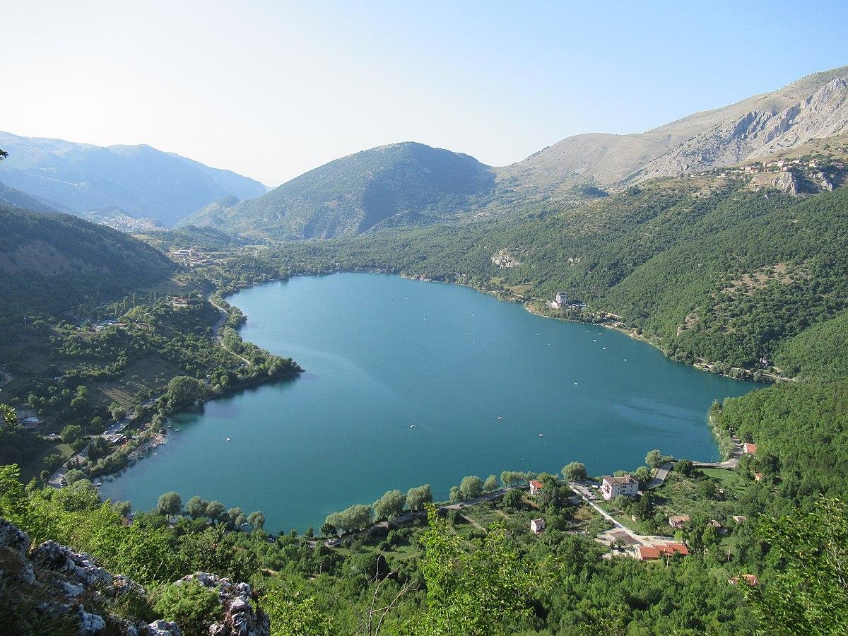 lago di scanno wikipedia