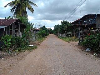 Waeng Noi District District in Khon Kaen, Thailand