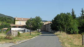 A general view of Lairière