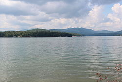 Lake Blue Ridge viewed from Morganton Point.JPG