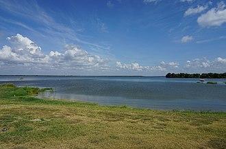 Lake Tawakoni - Image: Lake Tawakoni September 2015 1