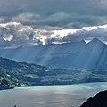 Lake Thun View from Harder Kulm, Interlaken (Ank Kumar) 07.jpg