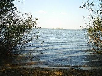 Staroyuryevsky District - Lake in Staroyuryevsky District