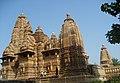 Lakshman Temple-1, Khajuraho, Madhyapradesh, India.jpg