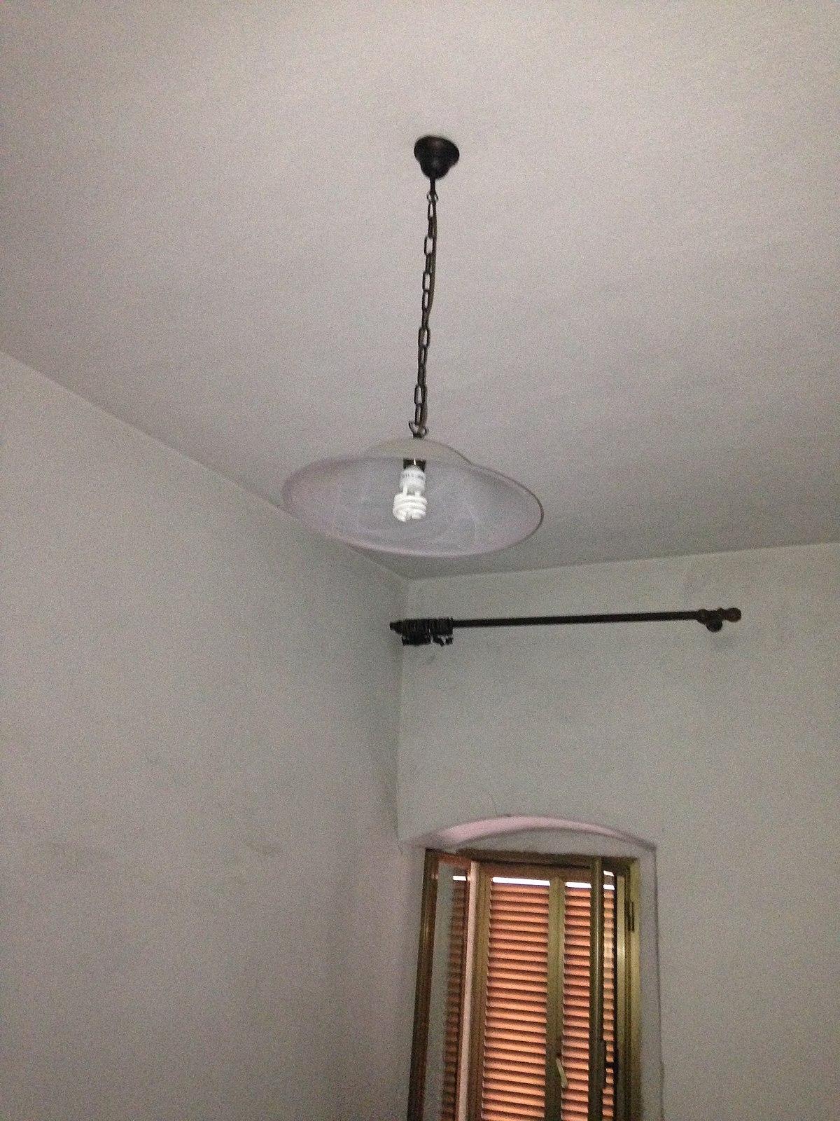 File:Lampadario camera da letto 2.jpg - Wikimedia Commons