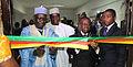 Lancement officiel du Programme Supérieur de Spécialisation en Finances Publiques par le Ministre des Finances et le Ministre de l'Enseignement Supérieur du Cameroun.JPG