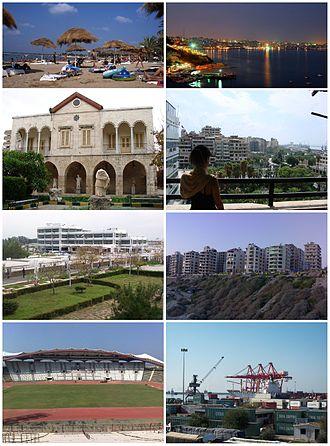 Latakia - Image: Latakia coll