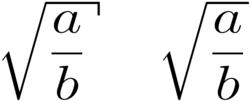 LaTeX/Mathematics - Wikibooks, open books for an open world