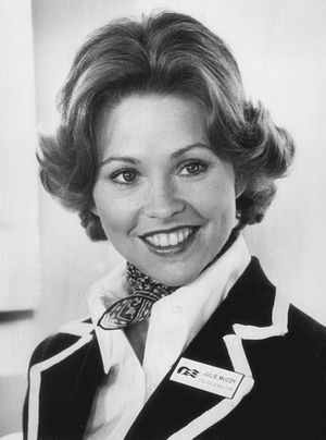 Lauren Tewes - Tewes in The Love Boat, 1977