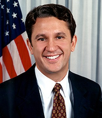 United States Senate election in New York, 2000 - Image: Lazio