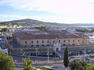 Lazaretto - Vanvitelli's Lazzaretto in Ancona