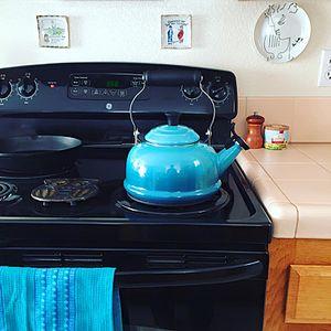 Le Creuset - Le Creuset tea kettle