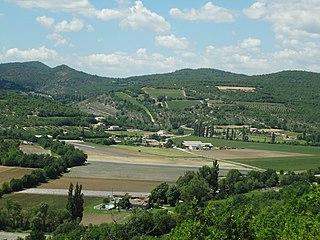 Aubenas-les-Alpes Commune in Provence-Alpes-Côte dAzur, France