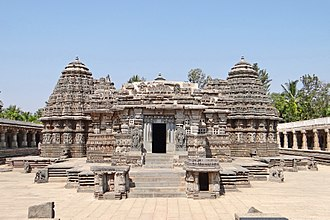 Chennakesava Temple, Somanathapura - Chennakesava temple at Somanathpura (also spelled Kesava temple, Somnathpur)