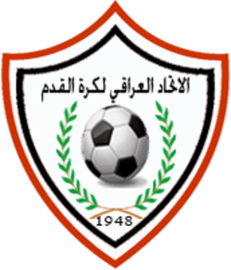 Iraqi Premier League - The logo of the League of the Institutes, the top division of Iraqi football before the foundation of the Iraqi Premier League.