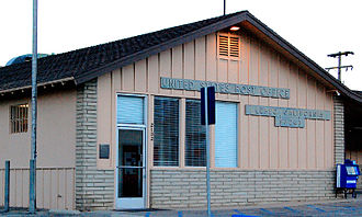 Lebec, California - Lebec Post Office