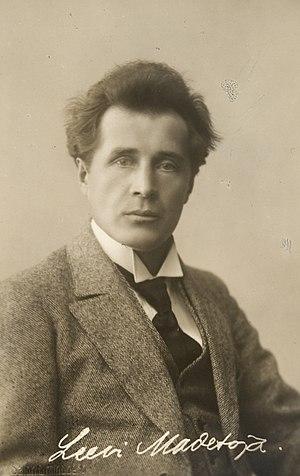 Leevi Madetoja - Madetoja (c. 1920s)
