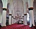 Lefkoşa Selimiye-Moschee (Sophienkathedrale) Innen Langhaus Ost 5.jpg