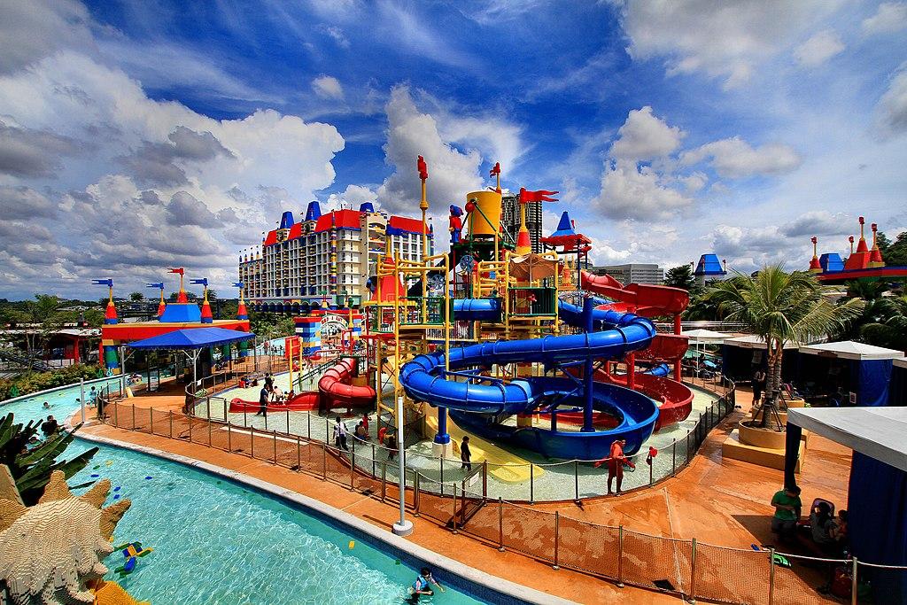 Legoland Malaysia Resort Water Park