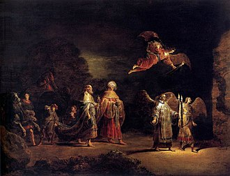 Leonaert Bramer - The Magi going to Bethlehem