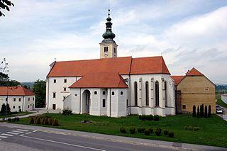 Lepoglava City in Varaždin, Croatia