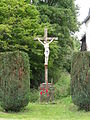 Lerzy (Aisne) croix de chemin.JPG