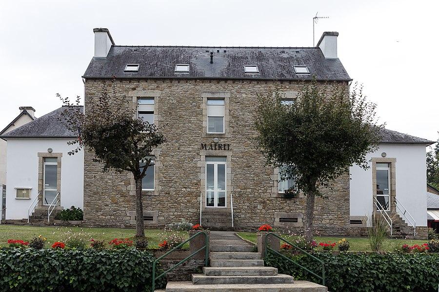 Mairie des Forges.