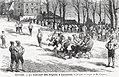 Les balbutiements du rugby suisse, étudiants anglais en vacance contre étudiants suisses (Lausanne - 1883).jpg