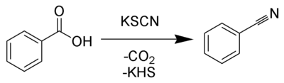 Letts Nitrile Synthesis Scheme.png