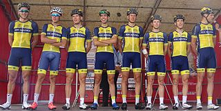 Delta Cycling Rotterdam cycling team