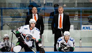 Róbert Pukalovič Slovak ice hockey defenceman