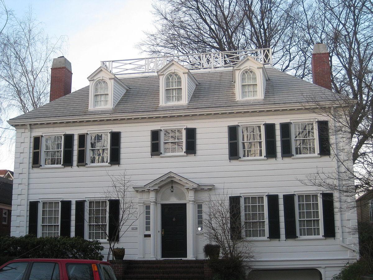 Lewis H. Mills House (...