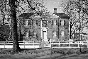 Liberty Hall (Frankfort, Kentucky) - Liberty Hall in 1986
