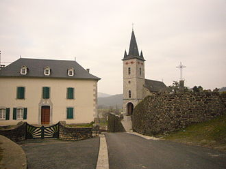 Lichans-Sunhar - The village of Lichans