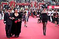 Life Ball 2014 red carpet 009 Cameron Silver Stella Ellis.jpg