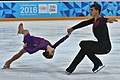 Lillehammer 2016 - Figure Skating Pairs Short Program - Anna Duskova and Martin Bidar 8.jpg