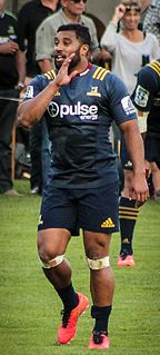 Lima Sopoaga Rugby player