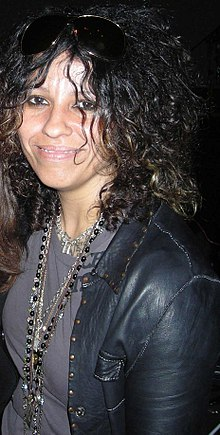 Linda Perry pictured in 2008