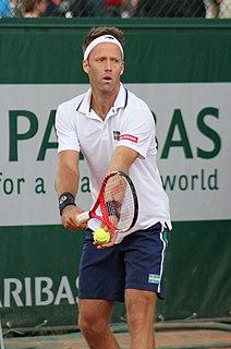 Robert Lindstedt Swedish tennis player