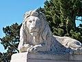 Lion statue Legion of Honor San Francisco - panoramio.jpg