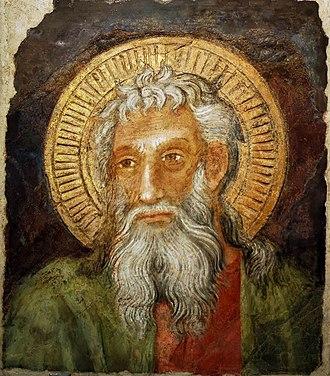 Lippo d'Andrea - St. Andrew