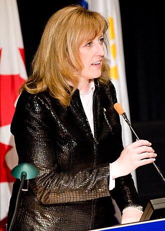 Lisa Raitt - Raitt in 2009