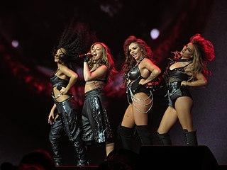 Little Mix British four-piece girl group