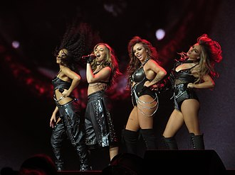 Little Mix - Image: Little Mix 5 (38119719494)