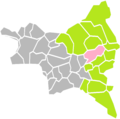 Livry-Gargan (Seine-Saint-Denis) dans son Arrondissement.png