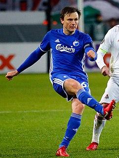 William Kvist Danish footballer